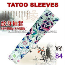 2016 hot sale best flower tattoo sleeve