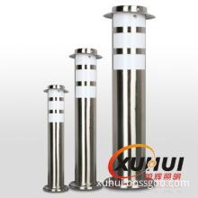 High Efficiency Solar stainless steel glass ball light grden light