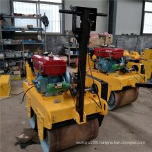 2*600mm steel drum price mini vibrator road roller