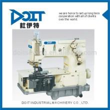 DT-2000C dupla agulha flat-cama fazendo cinto laço JAKLY multi agulha de vestuário preço da máquina de costura