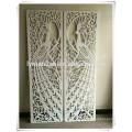 MDF carved panel