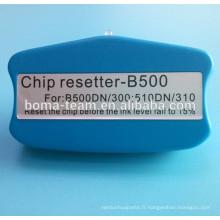 Chip Resetter pour Epson B310 B510 B300 B500 imprimantes boîte de maintenance