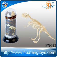 Best Wholesale plastic skeleton model of dinosaur for promotion gift for kids