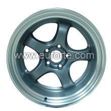 15「、18」オフロード ブラック アルミ合金の車輪の縁