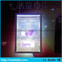 China LED Slim Poster Frame Light Box