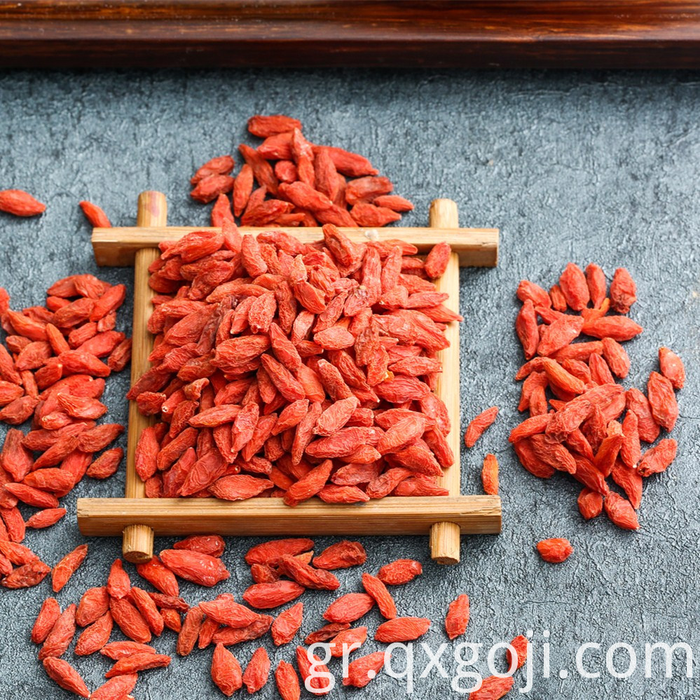 Goji Berry Orange Fruit