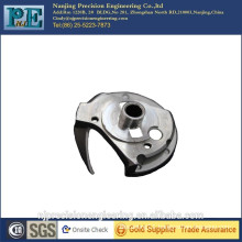 High precision custom made stainless steel sewing machine parts