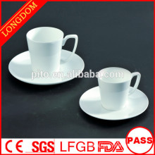 Factory directly high quality modern design porcelain coffee cup set