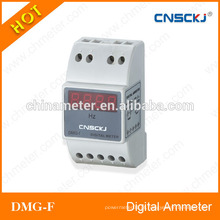 DMG-F Medidores de freqüência digital hz em alto grau