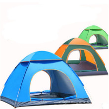 Waterproof 3-4 Person Double Layer Automatic Outdoor Camping Tent