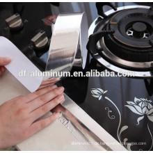 Wasserdichte selbstklebende Aluminiumfolie pvc Isolierband