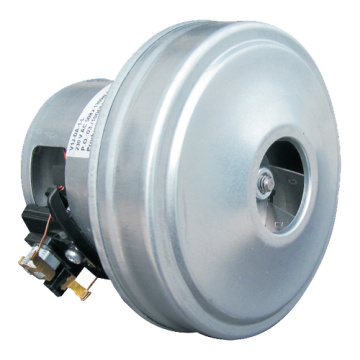 Horizontal type Dry vacuum cleaner motor