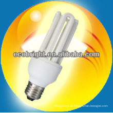 energiesparende Lampe 4U 9mm 8000H CE Qualität