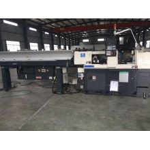 Torno horizontal de alta precisión 5-axis CNC Torno BS205