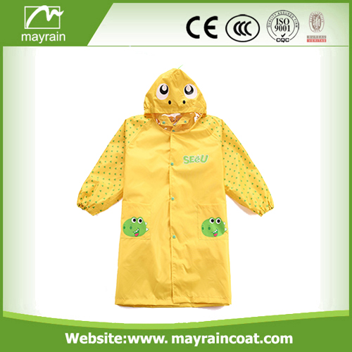 PVC Raincoat for Children