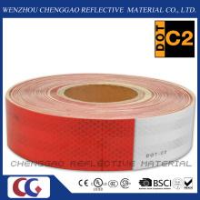 Factory Price Self Adhesive Reflective Printed Tape (C5700-O)