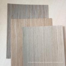 Exterior de piel de doble puerta de melamina de alta calidad para Jordan