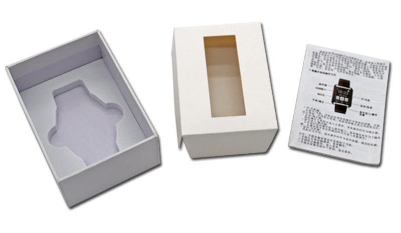 Premium Paperboard Smart Watch Packaging Box