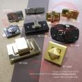 cadenas haut de gamme en métal de haute qualité d'usine professionnelle