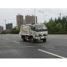 2Ton Dongfeng Economic Euro 5 Garbage Compactor Truck
