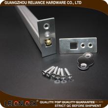 Aluminum Door Bottom utilizes a concealed flat spring mechanism Door Bottom Seal