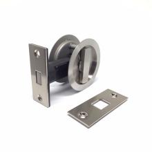 Verrouillage de porte coulissante en acier inoxydable