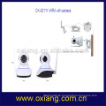 new auto tracking h.264 ptz wifi ip camera