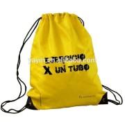 Promotional New Innovative Custom Nylon Drawstring Bag Made In China