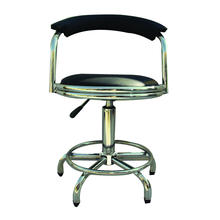 Pneumatic Rotating Chair with Casters Lab