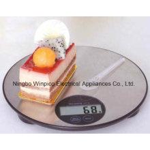 Balanças de comida de cozinha eletrônica