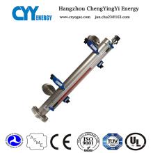 Cyybm59 Magnetische Füllstandsanzeige für Lagerbehälter Zylinder