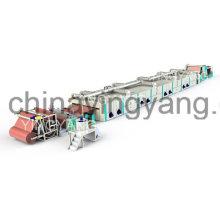 Stenter Heat Setting Línea de producción