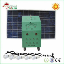 solar panel 18v150w mini solar system for DC charging