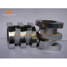 Tornillos de elemento Extrusión de cilindro segmentado