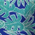 Green Leaf Printing Fabric for Swimwear (HD1401110)
