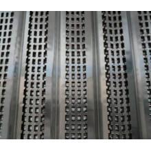 Cofragem em betão com cimento alto / engranzamento de Hy-Rib expandido