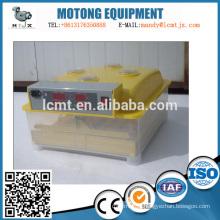 Полностью автоматическая 48 мини-инкубатор инкубационное машина миниатюрный