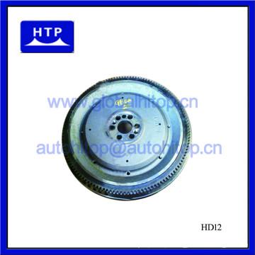 Engrenagem do volante do motor para Hyundai R215-7