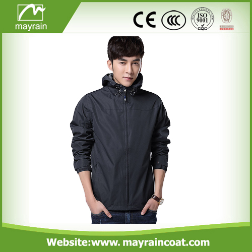 Casual PVC Outdoor Jacket