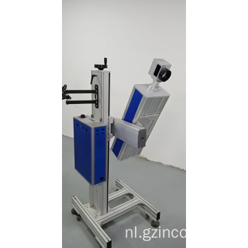 INCODE Co2 lasermarkeermachine