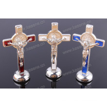 Religious Alloy Jesus Statue, Religious Cross Statue Gifts