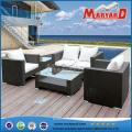Comfortable Rattan Garden Design Sofa Set