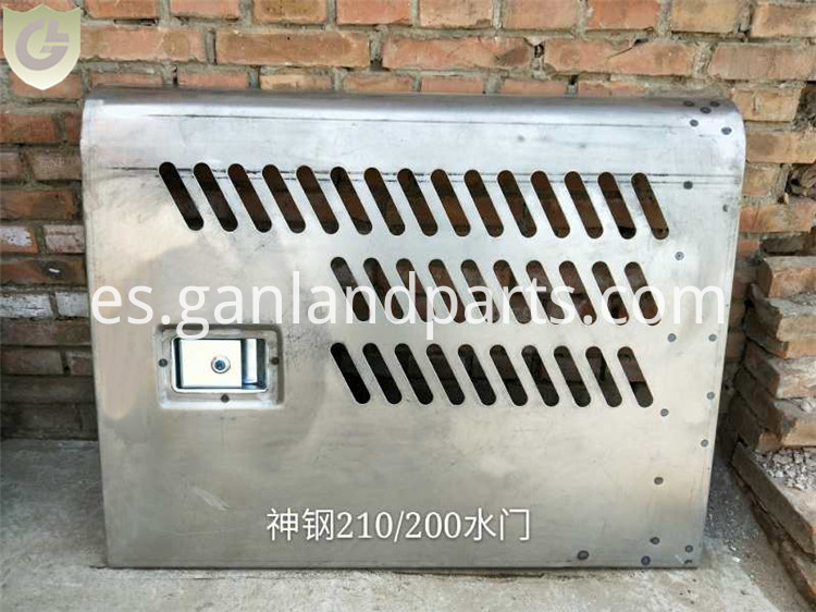 Water Tank Door For SK210