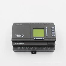 Controlador de lógica programável Yumo Apb-22mral PLC