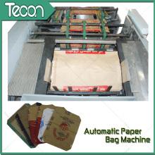 Máquina de bolsa de papel de Kraft automática completamente impulsada por motor para el cemento (ZT9804 y HD4913)