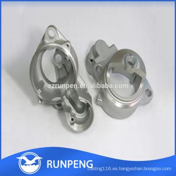 Aleación de zinc Fundición a presión Protectores de extremo eléctricos delanteros y traseros