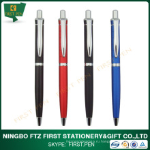 Деловые подарки Пункт Металлическая шариковая ручка