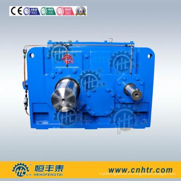 Equipo de minería y trituradora de caja de engranajes helicoidales paralelos serie Hh