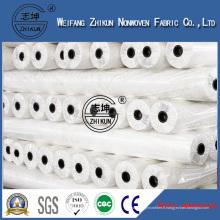Tissu non-tissé stratifié pp avec le revêtement de film de PE