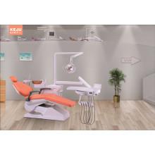 Unidade de cadeira odontológica halógena com certificação CE e ISO